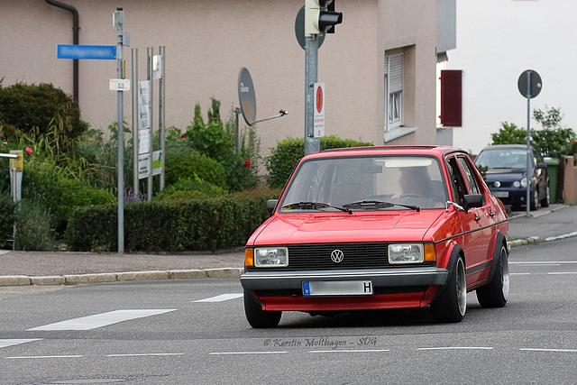Alter VW Jetta GLS