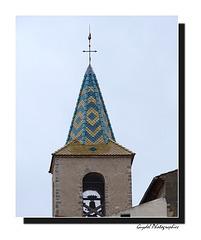 Le Clocher de Tourrettes (Pays de Fayence / Var) ...