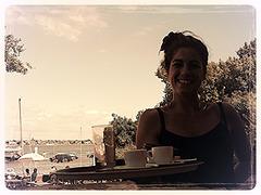 le beau sourire de Carmen
