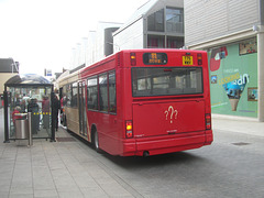DSCN3358 Essex County Buses T75 WWV in Bury St. Edmunds - 3 Sep 2009