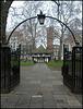 gateway to Soho Square