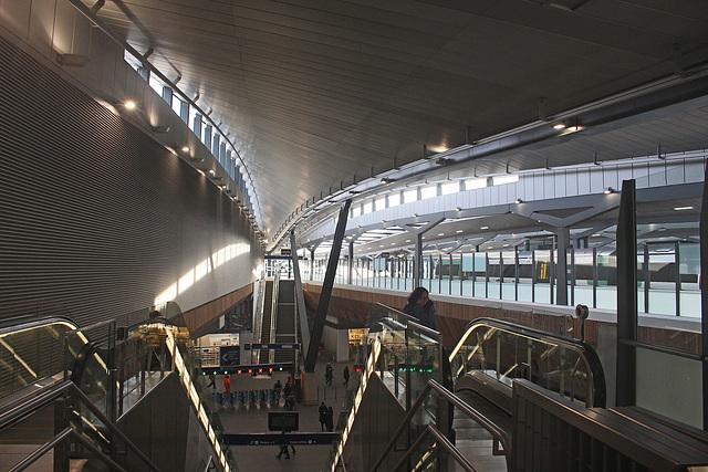 London Bridge Station - 17 1 2018 d
