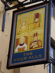 The four alls...