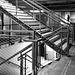 Stairs at Art Bldg