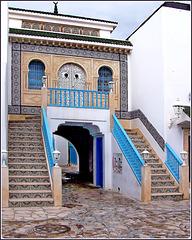 Hammamet : ecco l'ingresso della Nuova Médina