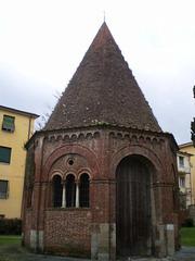 Saint Agatha Chapel.