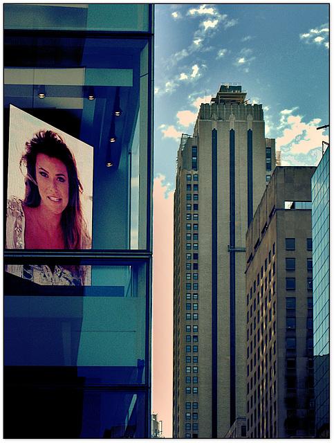 #8903 - NYC Midtown, Rockefeller Center