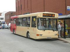 DSCN3340 Essex County Buses T414 LGP in Bury St. Edmunds - 2 Sep 2009