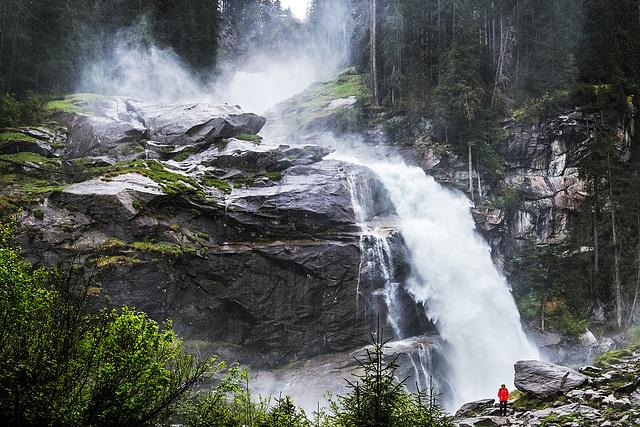 Krimml Cascade Austria