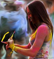 79 (16)...event ...holi festival