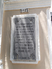 1421 / adresse postale de type funéraire