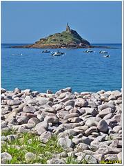 Le petit mont Saint Michel en Bretagne...