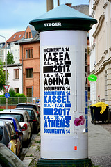 Leipzig 2017 – Plagwitz – Documenta 14 in Athens and Kassel