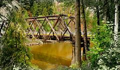 Cottonwood Bridge