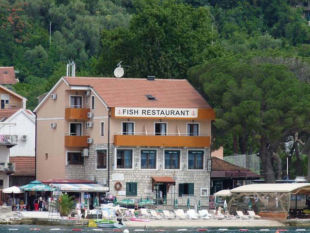 Meljine- Fish Restaurant