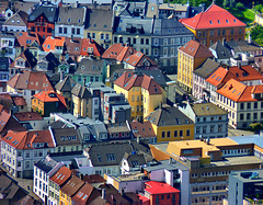 #22 - I tetti di Bergen - (563)