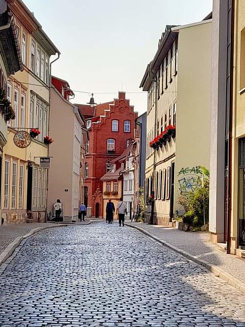 Erfurt, Thuringen, DE