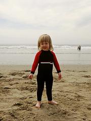Mini wetsuit