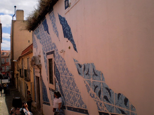 Work of street artist Add Fuel.