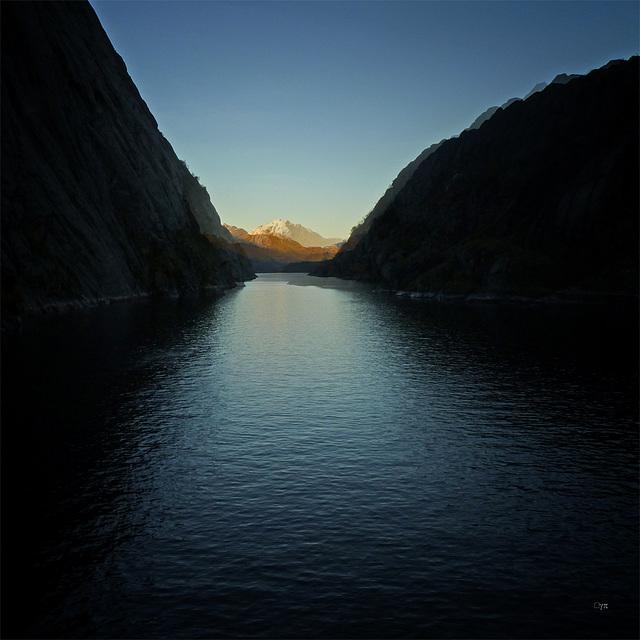 Raftsundet with Trollfjorden