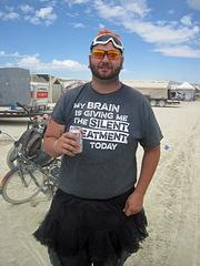 His Brain (6968)