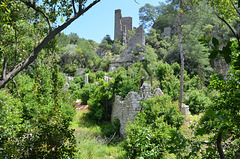 Olympos, Ruins of Ancient Temple