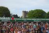 Crowds At Malahide Castle