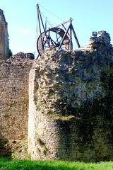 BE - Theux - Burg Franchimont