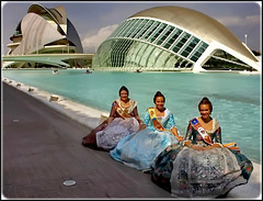 Valencia : Meraviglie di Spagna