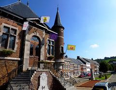 BE - Clermont-sur-Berwinne - Rathaus