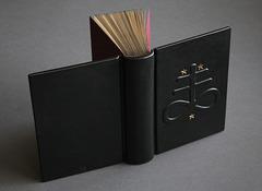 Brimstone journal, full cover