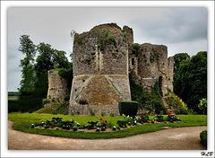 Château de Conches-en-Ouche