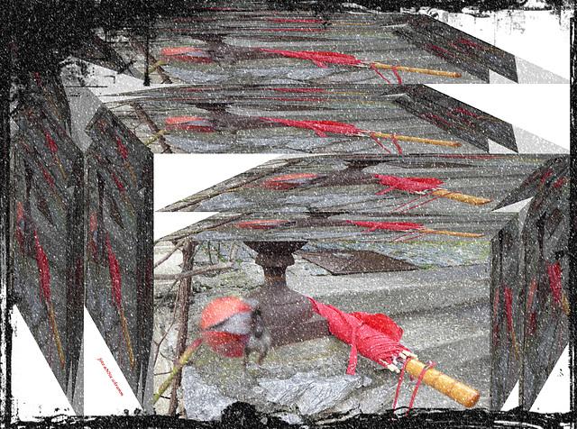...der verlorene Regenschirm