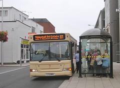 DSCN3333 Essex County Buses T75 WWV in Bury St. Edmunds - 2 Sep 2009