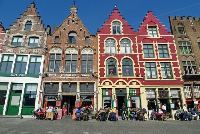België - Brugge, Grote Markt