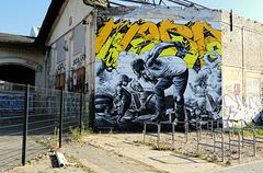 Kunst im RAW (ehem. ReichsbahnAusbesserungsWerk)