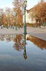 Reflet urbain