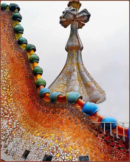 Barcellona : Casa Batlló