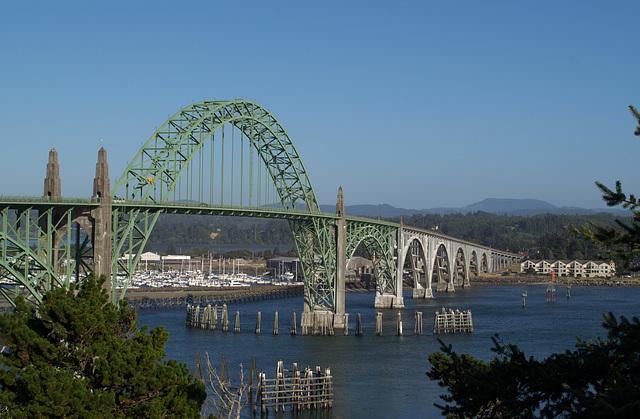 Newport Yaquina Bay Bridge (#1137)