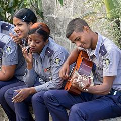police music