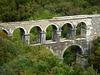 Roman Aqueduct near Selcuk