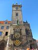 Altstädter Rathausturm mit astronomischer Uhr