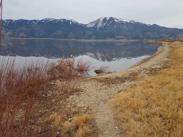 Slide Mountain & Washoe Lake