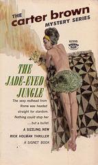 Carter Brown - The Jade-Eyed Jungle