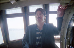 Me Inside The Statue Of Liberty, 1999