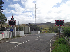 Strathcarron half-barriers