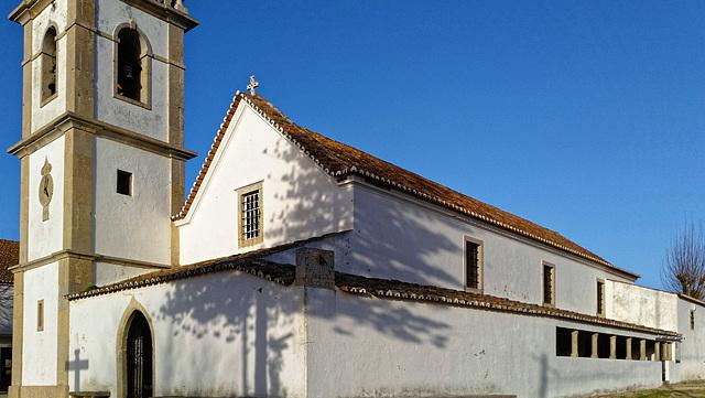 Igreja de São João das Lampas, Sintra, Portugal