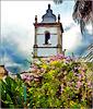 Recife : Igarassu il campanile del Monastero  São Cosme e Damiao