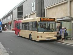 DSCN3334 Essex County Buses T75 WWV in Bury St. Edmunds - 2 Sep 2009