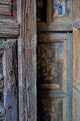 Really Old Door Paintings